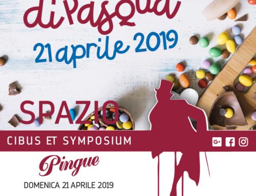 Pasqua @Spazio Pingue